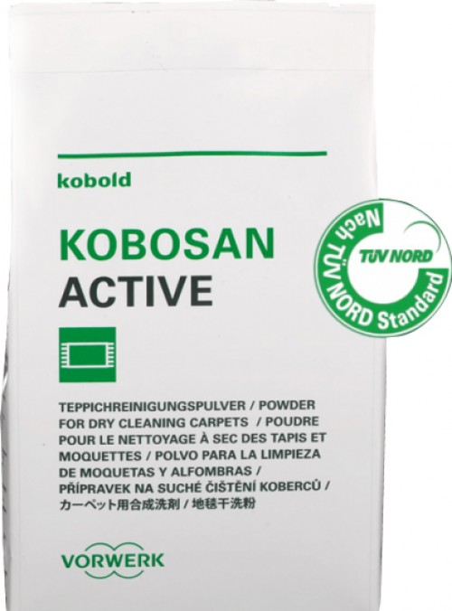 Kobosan Active: A Neve que Lava